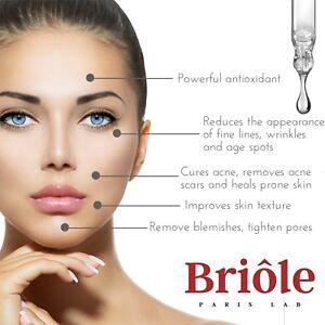 1671c2b84632 Details about PREMIUM Vitamin C20 Serum For Face Eyes Neck Anti Ageing &  Anti Wrinkle AWARD