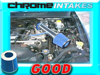 Blue 1991-2004 Jeep Cherokee/grand 2.5 2.5l I4 4.0 4.0l I6 Air Intake Kit 2