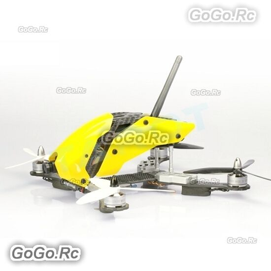 Tarot Robocat TL250C Real 3k Carbon Fiber Mini 250 FPV Quadcopter ...