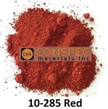 RED 10-285 Concrete Color Pigment Colorant Dye for Cement Mortar Grout Art 1 LB