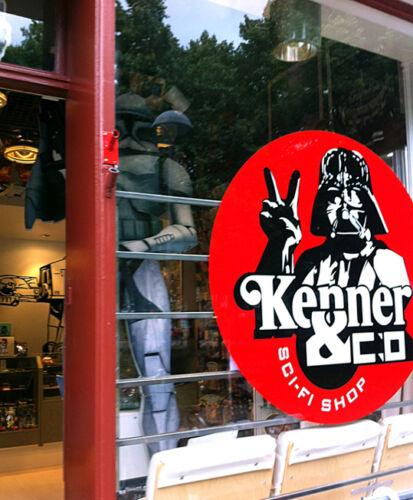 STAR Wars//Kenner giocattolo da collezione .:: salvare il mondo NRA Embroided Patch