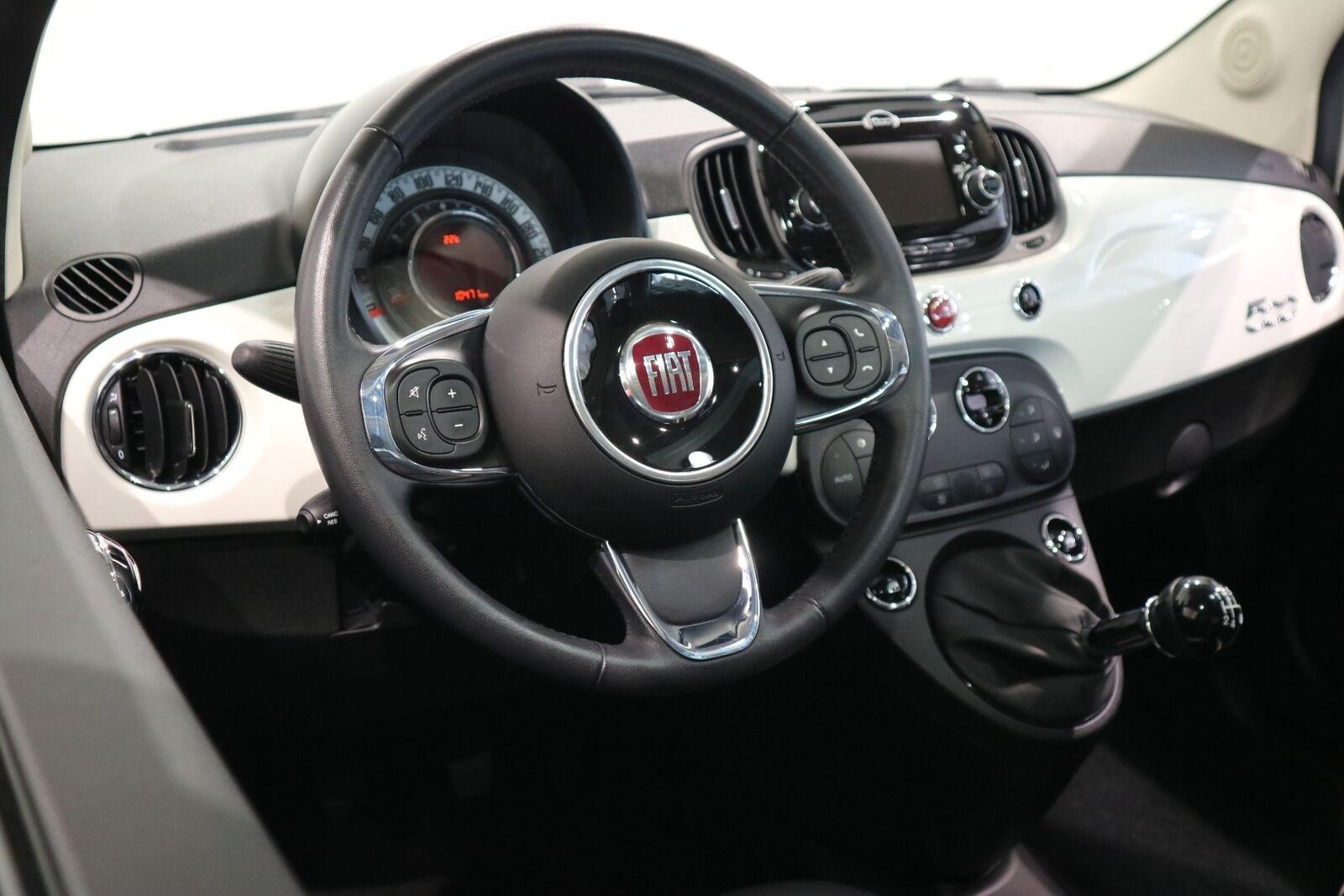 Fiat 500 1,2 Lounge - billede 8