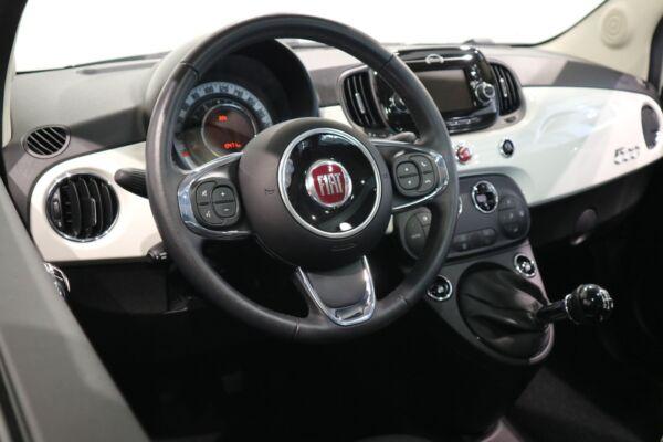 Fiat 500 1,2 Lounge billede 8
