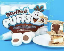 Stuffed Puffs Chocolate Filled Marshmallows S More Camping Camp Fire Expire 1 21 Ebay