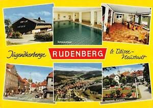 Gg13241 Rudenberg Jugendherberge Schwimmbad Neustadt Halle Kurpark Ebay