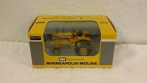 1-64-MINNIEAPOLIS-MOLINE-G1000-TOY-TRACTOR-TIMES