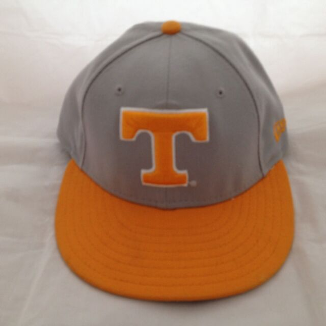 huge selection of 9fd87 7b748 NEW Tennessee Volunteers New ERA 59Fifty Fitted Low Profile Baseball Hat