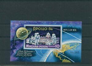 Hongrie-Hungary-1971-Mi-Bloc-80-B-Neuf-MNH-Espace-Astronautique-Espace