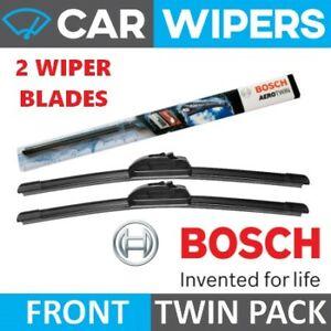 Lexus Ct200H Front Bosch Aerotwin Flat Wiper Blades Windscreen 2010-26 18