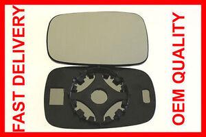 RENAULT-CLIO-MK3-2005-2009-Specchietto-di-vetro-laterale-dello-sportello