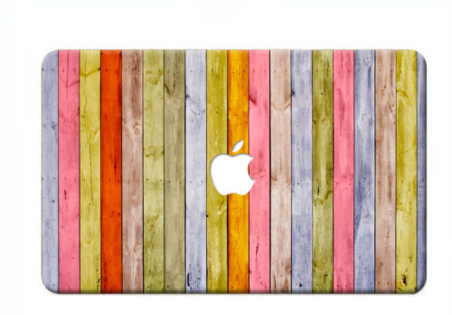 Galaxy Wood painting Hard Case Cover For Macbook Air 11 13 Pro 13 15 Retina 12