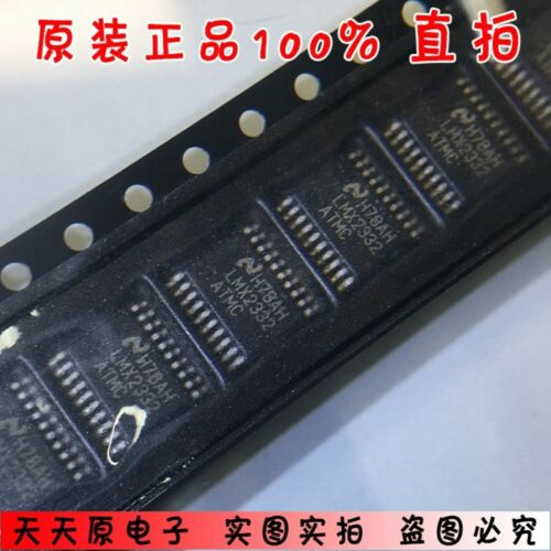 1 X LMX2332 LMX2332ATMX Dual Frequency Synthesizer for RF Personal Communication