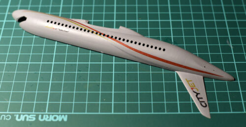 1 00-9 5 LR  Zvezda 1//144 Revaro Decal SityJet Suhoi Super Jet S S J