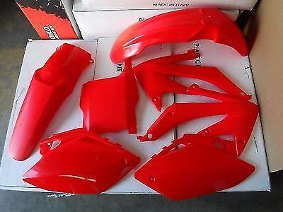 white gripper seat cover CR4039 Honda CRF150 2007-2017 Blackbird red