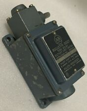Electrical Limit Switch Allen Bradley Ab 802t R8td Rotary Actuator Time Delay
