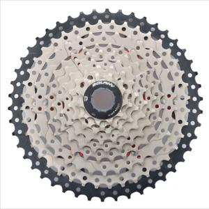 BOLANY  MTB 9 Speed Cassette 11-46T Mountain Bike Freewheel Bicycle  Parts 489g  fair prices