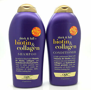 biotin collagen shampoo