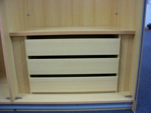 Staud Schubladen für Kleiderschränke Schubladeneinsatz Ordnungssystem