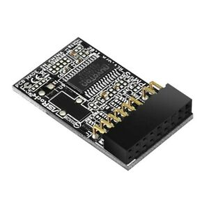 Module TPM 2.0 ASRock pour carte mère