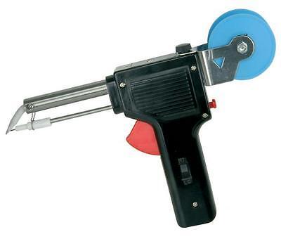 Mercury 703.126 Soldering Gun Pistol Shape Iron Auto Solder Feed Reel 30/60w New