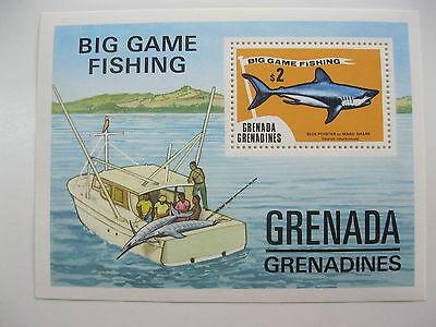 Grenada Grenadines-Fish-Marine Life
