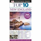 DK Eyewitness Top 10 Travel Guide: New England by DK (Paperback, 2014)
