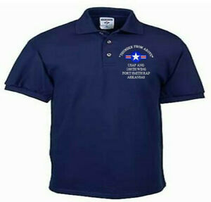 188TH-WING-FORT-SMITH-RAP-AR-USAF-ANG-EMBROIDERED-LIGHTWEIGHT-POLO-SHIRT