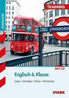 Training Gymnasium - Englisch Lesen / Schreiben / Hören / Wortschatz 6. Klasse von Paul Jenkinson (2014, Taschenbuch)