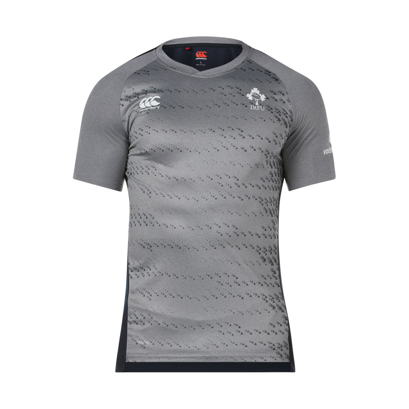 af983809dc6 Canterbury Gym Tee - Marl IRFU (2018-2019) Rugby Ireland nvcnha3113 ...