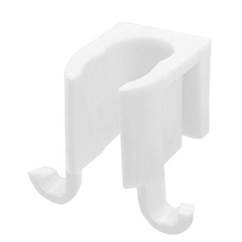 Wall Mounted Fixed Base Shower Bracket Handheld Stick On Showerhead Holder SH