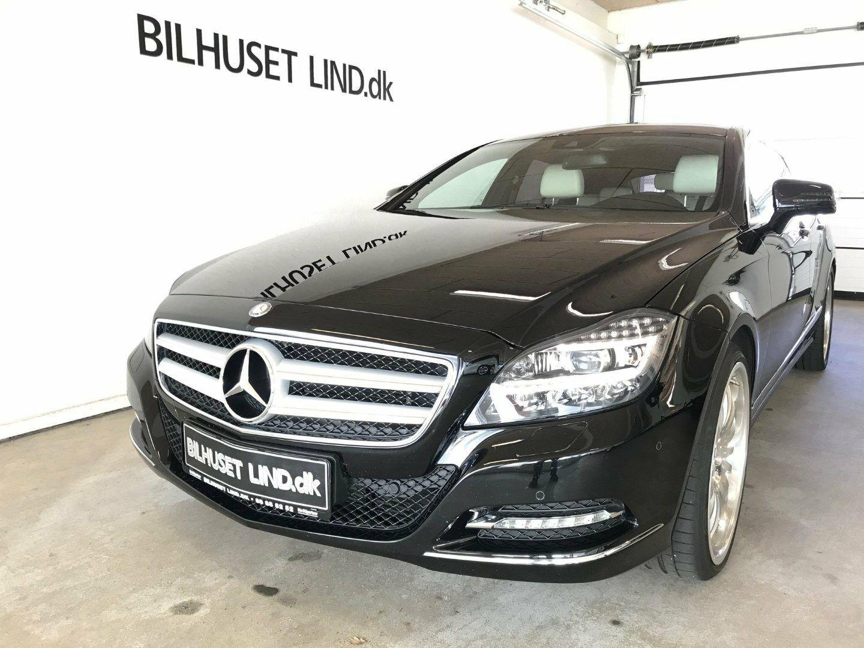 Mercedes CLS350 3,0 CDi SB aut. 4-M BE 5d