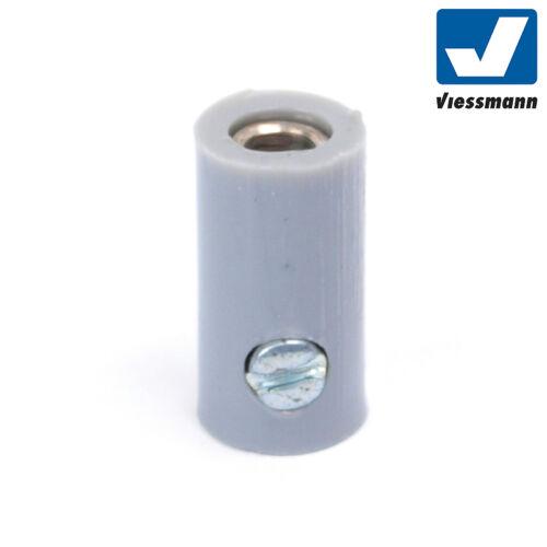 10 trozo + Viessmann 6885 manguitos gris nuevo /& OVP +