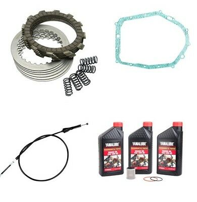 Clutch Kit with Heavy Duty Springs Yamaha Raptor350 Raptor 350 Year 2004-2013
