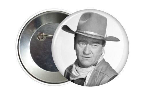 Badge Pin Button 38 mm John Wayne