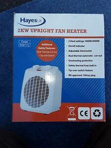hayes fan heater