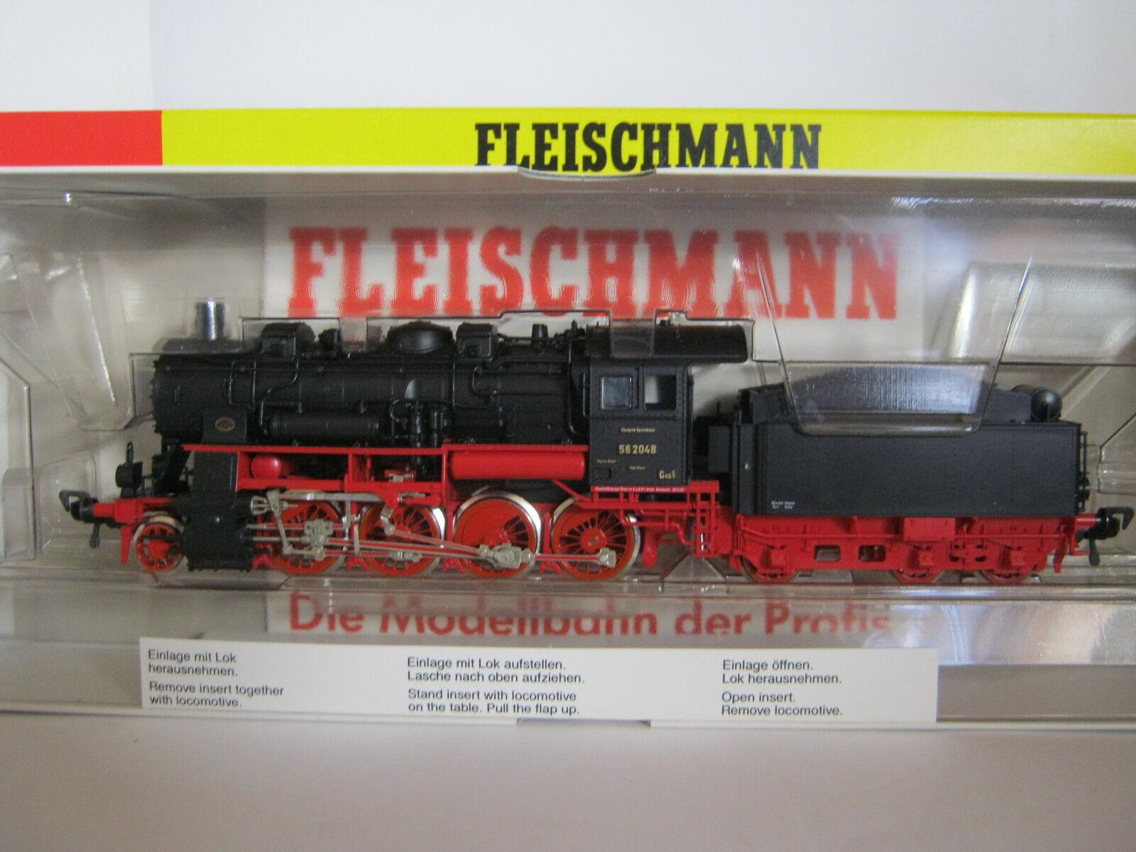 Fleischmann HO 4156 Dampf -Lokomotive Btr56 2048 DRG (RG  BB  111S1)