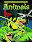 Glow in the Dark Animals by Arcturus Publishing Ltd (Novelty book, 2008)