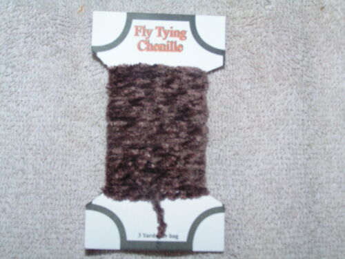 "Fly Tying Chenille 1 packet /""Dusty Amethyst/"""