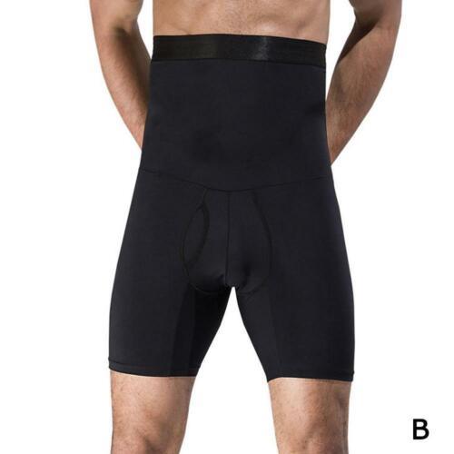 Ultra Lift Body Slimming Brief Men/'s High Waist Trainers Slimming Panties New