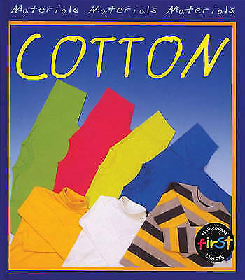 1 of 1 - Cotton (Materials), New, Oxlade, Chris Book