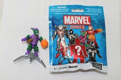 Mega Bloks Marvel GREEN GOBLIN new in package
