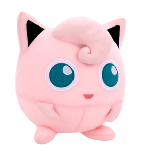 Official Licensed Pokemon Jigglypuff Plush Stuffed Figure Doll Toy Gift Kids USA