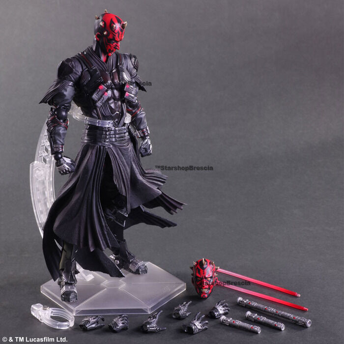 STAR WARS WARS WARS - Variante - Darth Maul Play Arts Kai Action-Figur Square Enix 6f444a