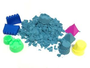 Magic-Motion-Moon-Play-Sand-500g-Boxed-with-6pc-Small-Castle-Mould-Set-Gift-Box