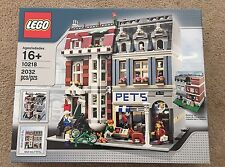 LEGO Creator Pet Shop (10218) New Sealed In Box