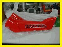 Honda Ct110 Ct 110 Frame Down Tube Cover Tahitian Red ( Ct90 Read) (xp-za)