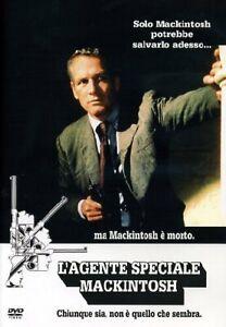 L'agente speciale Mackintosh - DVD DL006512