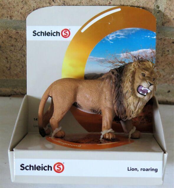 SCHLEICH Wild Life-Leone 14726 impegnandoci