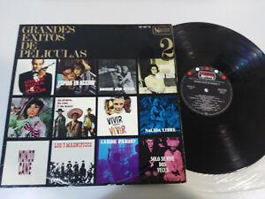 Grosse-exitos-de-Filme-James-Bond-007-1968-United-LP-vinyl-12-034-VG-VG