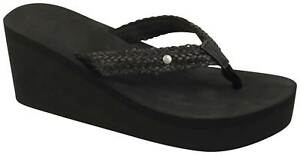 dd6ef0e95c7c Image is loading Roxy-Mellie-II-Sandal-Black-New